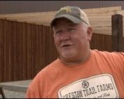 Rick Kimbrell, CEO and Owner of Preston Trail Farms