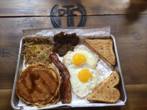 Preston Trail Farms Cafe Breakfast