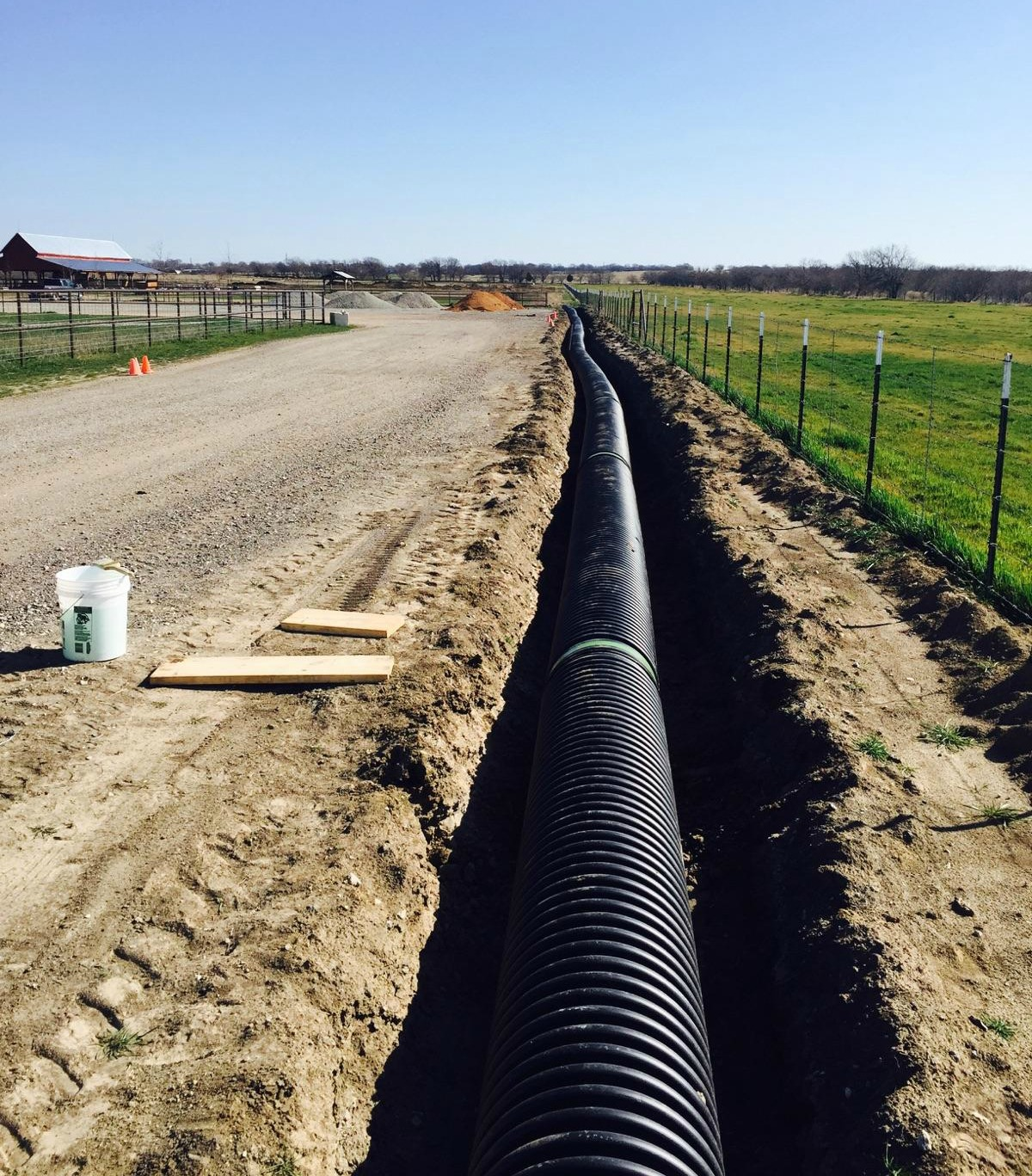 Why is Drainage Important for Your Crops?